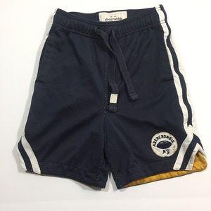 Abercrombie Kids Shorts Size Small Navy Blue